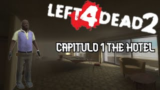 Left4Dead2 capitulo 1, The Hotel