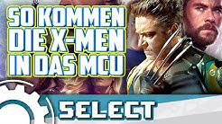 So kommen die X-Men in das MCU! [Fan Theorie]