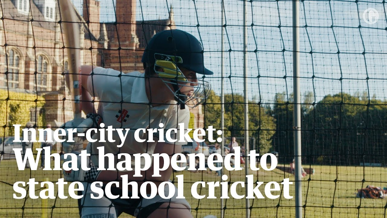 What happened to state school cricket? – Inner-city cricket: the ...