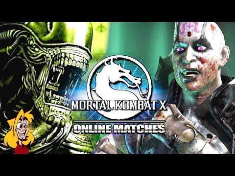 Alien...YOU ARE SO CHEAP : Alien - Mortal Kombat X Online Matches |