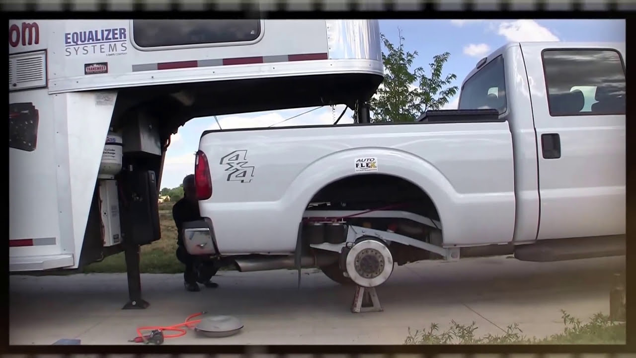 Auto Flex Air Suspension And Trailer Review With Mrtruck