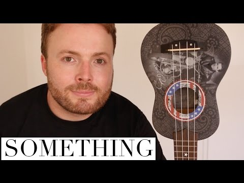 SOMETHING - THE BEATLES - UKULELE TUTORIAL