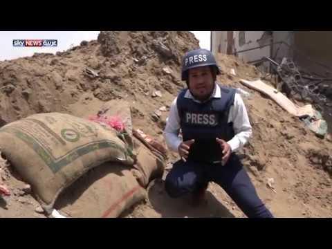 سكاي نيوز عربية ترصد آخر نقطة اشتباك في الكيلو 10  - نشر قبل 2 ساعة