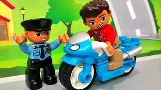 Мультики про машинки для мальчиков. Новые игрушки ЛЕГО – Доставка пиццы. Мультфильмы для детей