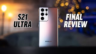 Galaxy S21 Ultra Final Review - The Comeback KING!
