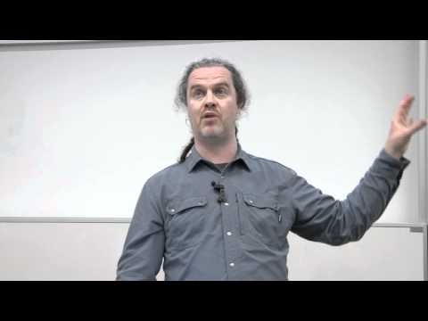 Prof. Simon King - Using Speech Synthesis to give Everyone their own Voice
