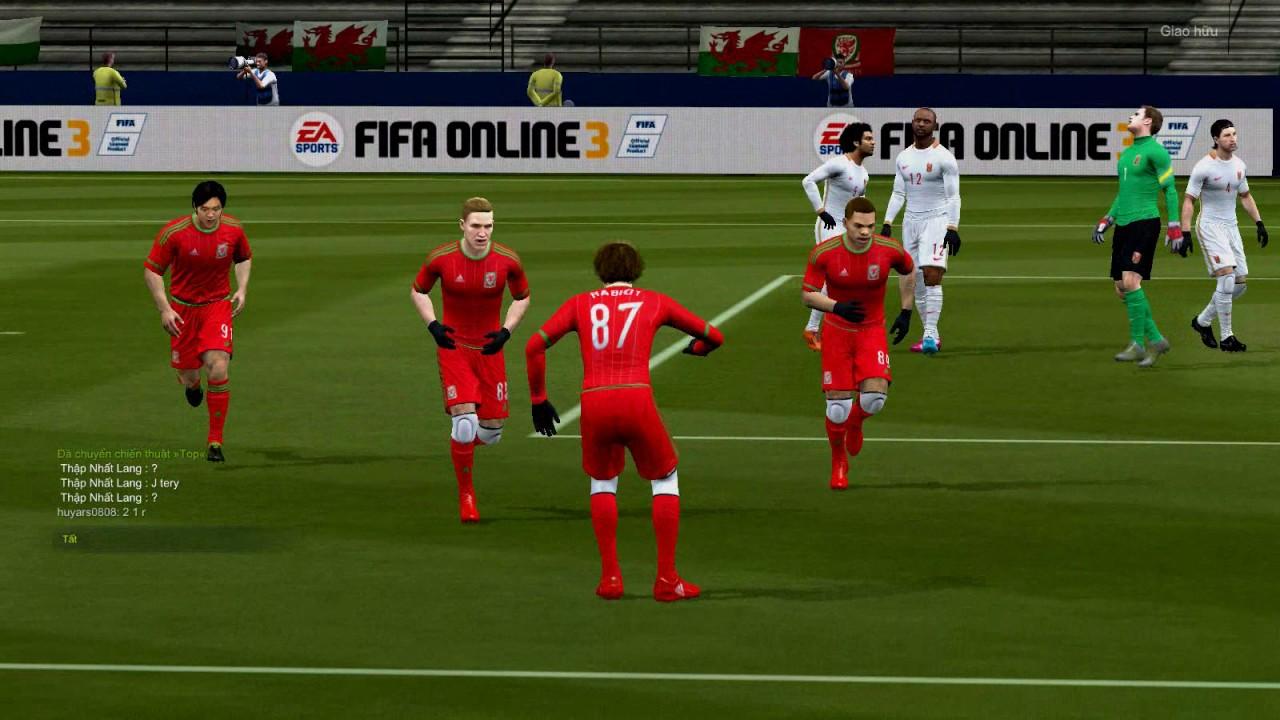 FIFA Online 3 : Khi cả Jose Bosingwa cũng hit khói.... - YouTube