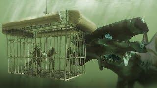 A Giant Alien Lurks in the Depths!!! - Depth | Ep19 HD
