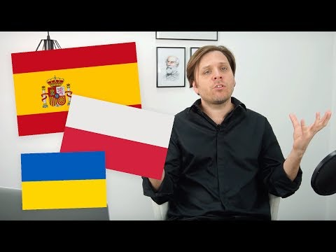What it's like to be an Englishman in Spain, Poland and Ukraine?