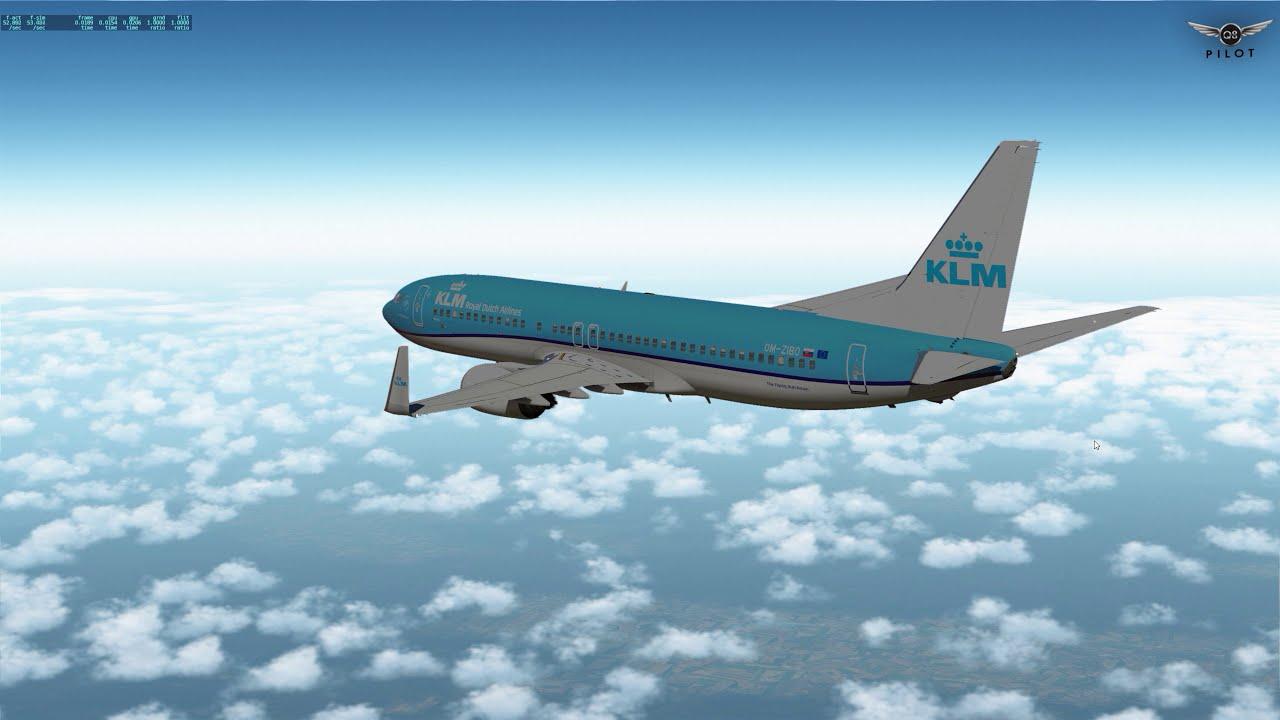 [X-Plane] Xenviro V1 09   Environment Engine For X-Plane 11  Q8pilot 16:08  HD