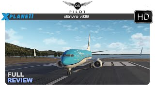 [X-Plane] xEnviro v1.09   Environment Engine for X-Plane 11