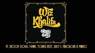 Black and Yellow Remix Wiz Khalifa ft. Various Artists