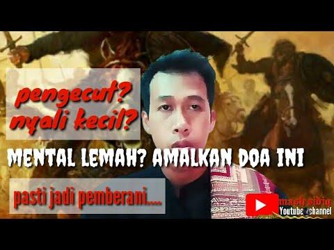 Download Amalan agar menjadi pemberani