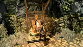 Tomb Raider (2013) 100% Completion Guide [Part 4: Mountain Village] - Try2 Walkthrough