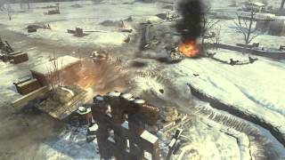 Company of Heroes 2 More than Tanks Trailer