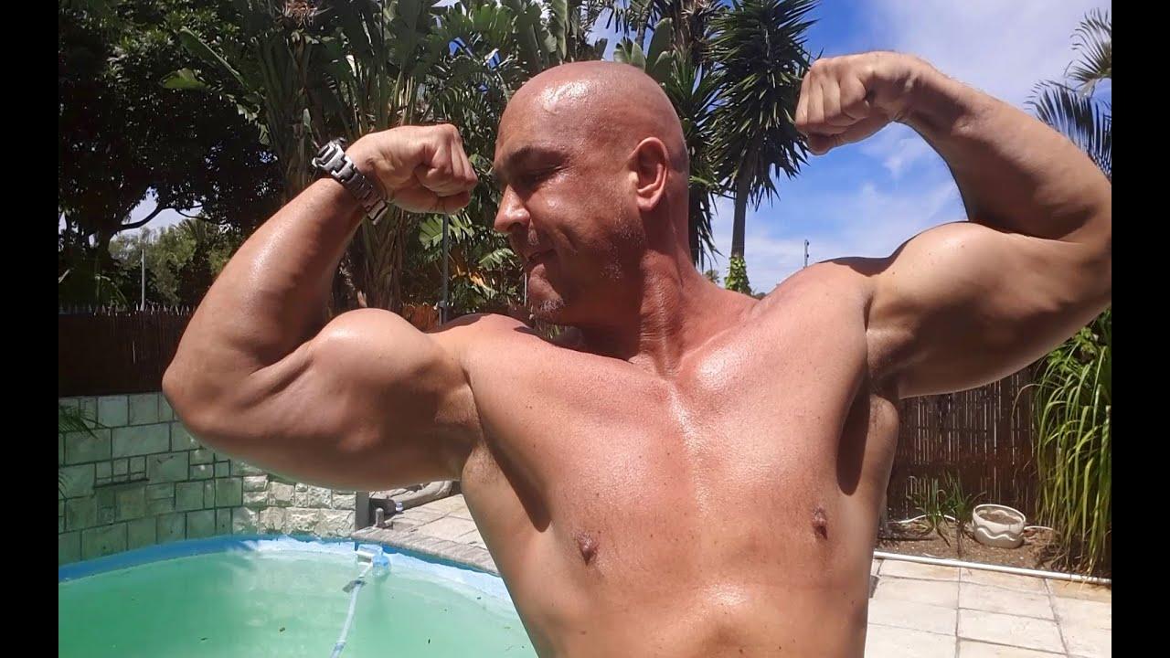 Male Muscle Video 13