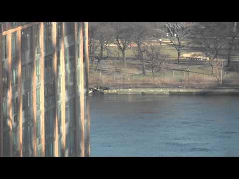 Roosevelt Island - New York City.  Boston Footage 4.2