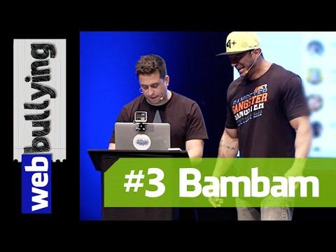 WEBBULLYING NA TV #03 - KLÉBER BAM BAM (Programa Pânico)