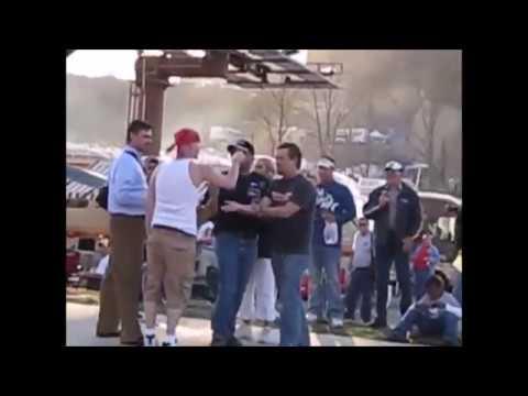 NASCAR Fan Fights