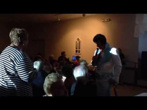 South Bend Elks - Elvis@Elks - always on my mind with marilyn dunn 4194