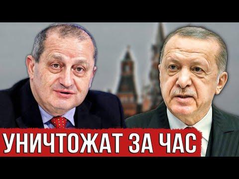 Турецкая армия будет разгромлена за час если пойдут против России - Яков Кедми