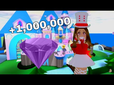 testing-out-a-million-diamond-glitch!-//roblox-royale-high