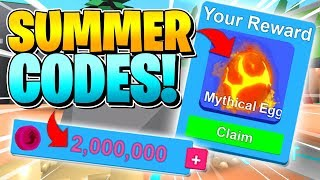 ROBLOX MINING SIMULATOR CODES: ALL MYTHICAL SUMMER CODES! [FREE INFINITE BACKPACK]
