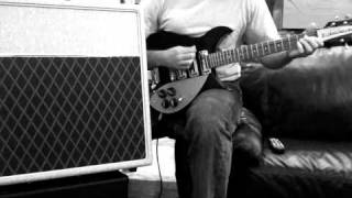 It Won't Be Long - Beatles - Rhythm Guitar
