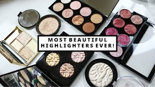 MOST BEAUTIFUL HIGHLIGHTERS EVER!!   My Highlighter Collection