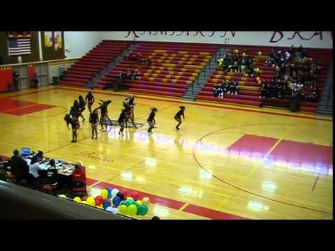 2012 Kamiakin High School Jazz Routine KAHS Dance Competition