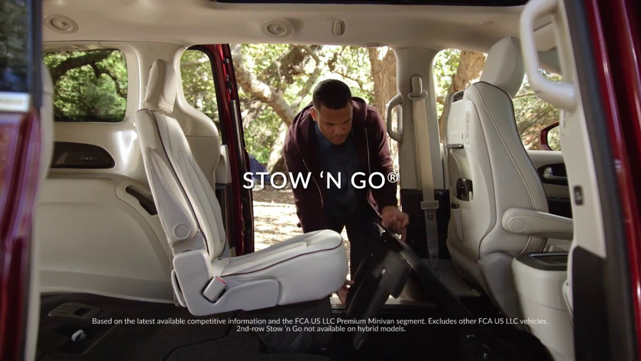 2017 Chrysler Pacifica Stow N Go Right Now 0 Financing