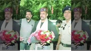 Salman Khan In Nepal For Shooting Tubelight