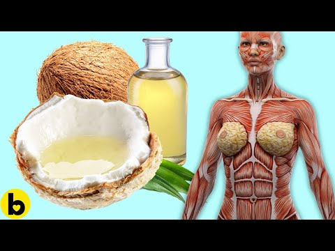 Eating Coconut Oil Every Day For A Week Will Do This To Your Body