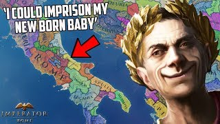 Paradox Challenged Me To Play As Rome on Imperator Rome