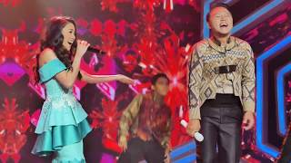 JARAN GOYANG- BABY SHIMA & DANANG, KONSER SOC MED #DACADEMYASIA3 ,20122017 FULL HD