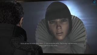 Eliza Cassan 01011000 Scene - Deus Ex: Mankind Divided