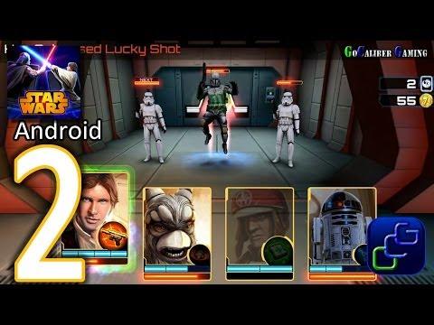 Star Wars: Assault Team Android Walkthrough - Part 2 - Breakout, Escape The Devastator