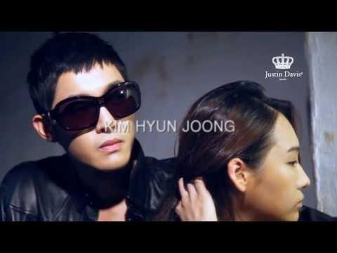 KIMHYUNJOONG 김현중  Justin Davis 한국 런칭디너파티 메이킹