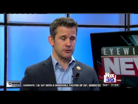 WQRF Rockford: Rep Kinzinger on suicide prevention