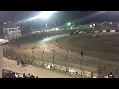 Lemoore raceway inaugural jetbowl night one win!