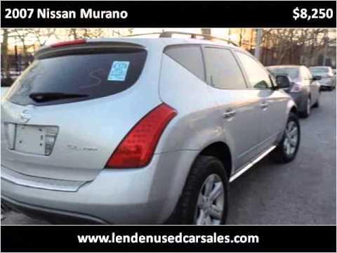 2007 Nissan Murano Used Cars Brooklyn Ny Youtube