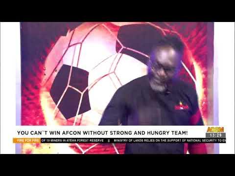 Fire 4 Fire on Adom TV (5-5-21)