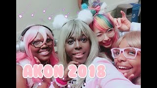Texas Trip/Akon 2018!