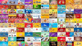 Top 100 (Part1) Snack, Cookie, Candy, Chocolate…Brands Logo Spoof Pixar Lamps Luxo Jr