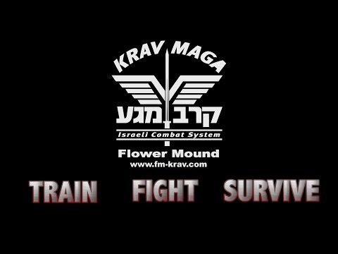 Flower Mound Krav Maga