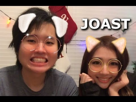 Toast and Janet Drama - JOAST MEME #1