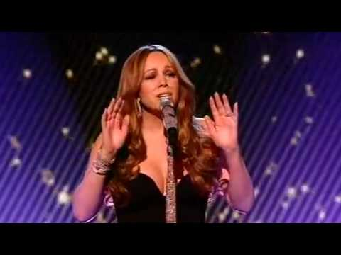 Mariah Carey -X Factor U.K - I Want To Know What Love Is - 2009