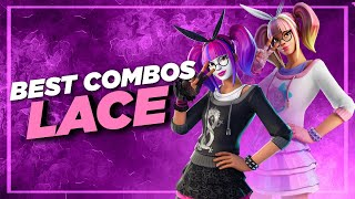 Best Combos | Lące ( Fashion) | Fortnite Skin Review