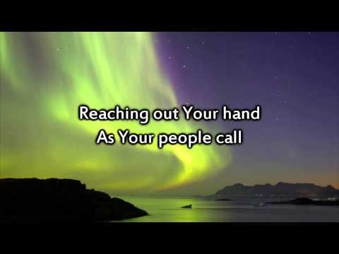 Hillsong - God Who Saves - Instrumental with lyrics