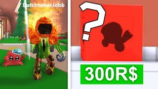 300 ROBUX EI + 100 ROBUX CRATE! *EPIC* (Roblox Mining Simulator)